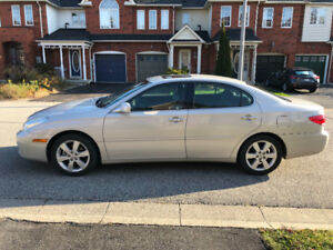 Selling my 2005 Lexus ESS 330 Perfect condition.