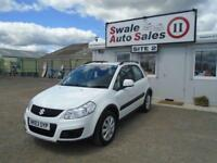 63 SUZUKI SX4 1.6 SZ3 120 BHP - 29488 MILES - 1 OWNER FROM NEW