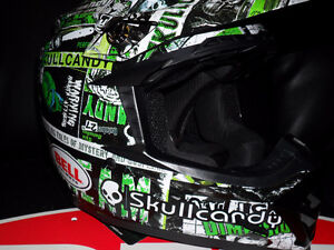 Bell Moto 9 Motocross Helmet Peterborough Peterborough Area image 4