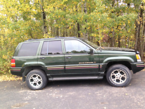 1996 Jeep Grand Cherokee Orvis Limited Edition