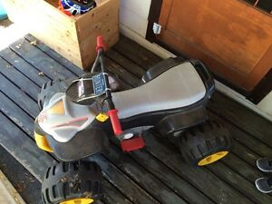 12V children's fourwheeler