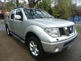 Nissan Navara 2.5dCi Aventura 3 MONTHS NATIONWIDE WARRANTY