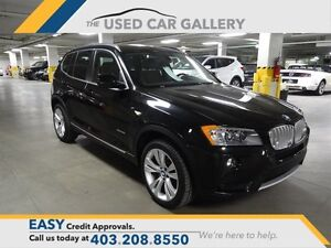 2014 BMW X3 xDrive35i Premium Package Everyone Approved