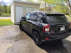 2014 Jeep Compass North VUS MAGS 20''