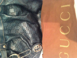 GUCCI BRAND NEW LEATHER BAG