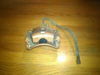 nissan 240sx  front calipers pads and lines