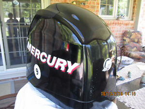 Engine Mercury Top Cowling 2006 Outboard