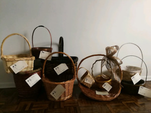 Empty baskets for sale!!!!