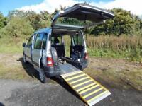 Peugeot Partner Wheel Chair Acess Combi Escapade Hdi