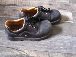 Leather Dakota Green Patch Mens Shoes,Men's Winter Boots London Ontario image 2
