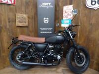 MUTT MONGREL 250CC EURO 4 BRAND NEW 2017