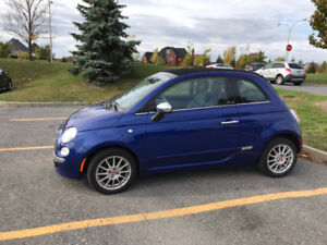 2012 Fiat 500 Lounge Coupe!! Perfect Condition!!