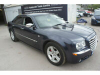 2009 59 CHRYSLER 300C 3.0 CRD V6 AUTO LUX SALOON,92000 MILES WITH FSH