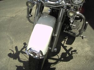 Beautiful Pearl White 2002 Harley Davidson Road King Classic Stratford Kitchener Area image 6