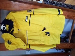 Wetskin Comfort Zone Heavy-duty 3-pc Rain Suit