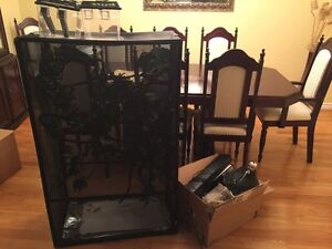 Terrarium for chameleon, or other reptile, with extras Peterborough Peterborough Area image 4