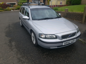 Volvo V70 D5, 2002, low miles, Timing belt just changed,