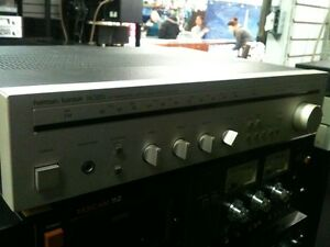 H/K 385i Receiver --> ION Turntable & Profile  Speakers