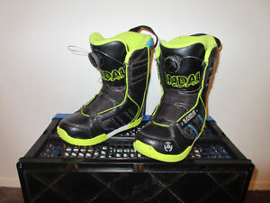 K2 Snowboard Boots; Youth size 3 & Ladies size 6