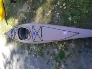 Kayak solo d'occasion/Used solo kayak – Manitou 13