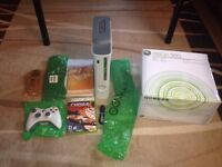 Xbox 360 100% complete 20gb work perfect