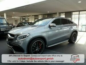 Mercedes-Benz GLE 63 AMG Coupe S 4M Drivers Perf Pano 22 ACS