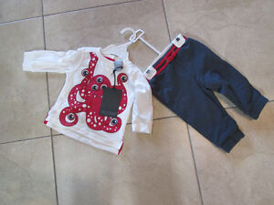 Boys 6 month outfits NWT