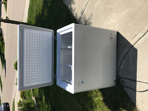 Danby freezer 1yr old! 5.5cuft. Perfect condition. Come get it!