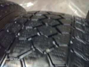4 X LT- 245-75-R17--118/121 TOYO OPEN COUNTRY -WLT-