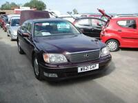 2000 Lexus LS 400 4.0 AUTOMATIC. Only 99,000 miles.