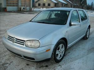 2008 Volkswagen Golf 2L Sedan Auto Loaded