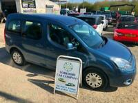 Citroen Berlingo 1.6TD 90bhp VTR WHEELCHAIR ACCESS WITH RAMP 1 OWNER FROM NEW