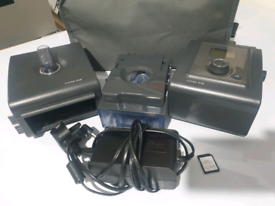 Philips Respironics REMstar A-Flex + CPAP (AS NEW) with Humidifier Etc (Free Shipping)