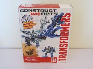 Transformers Construct-Bots Dinobot Strafe