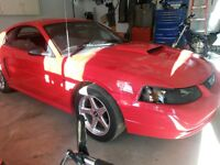 2003 Ford Mustang supercharged