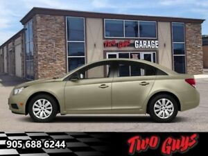 2014 Chevrolet Cruze 1LT  - Ex-lease -  - Bluetooth