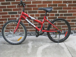 SUPERCYCLE 20'' MTN BIKE $60