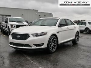 2017 Ford Taurus SHO  - Leather Seats -  Cooled Seats - $174.15