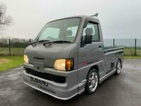 SUBARU SAMBAR KEI PICK UP TRUCK CUSTOM MICRO VAN 660CC MANUAL