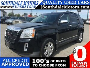 2011 GMC TERRAIN SLE-2 * BLUETOOTH * PREMIUM CLOTH SEATING * LIK