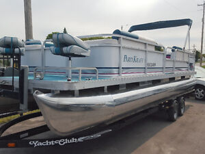 Great Pontoon 24ft with Trailer