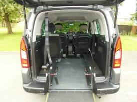 Citroen Berlingo 1.6TD XTR Auto WAV Wheelchair Accessible Vehicle Disability Car