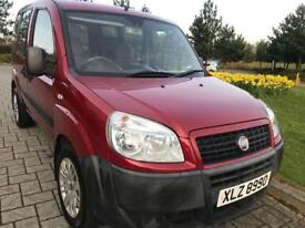 Fiat Doblo 1.4 Active WHEEL CHAIR ACCESS
