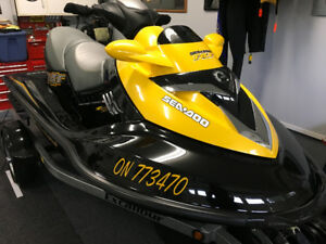 2007 RXT 215 SUPERCHARGED SEA DOO