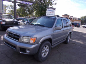Nissan Pathfinder LE LEATHER , SUNROOF ,  DVD ONLY $1900