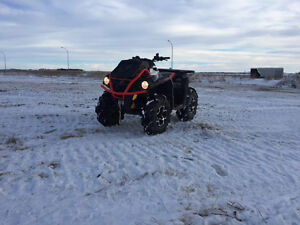 2016 Can Am outlander XMR   Save the tax must see!