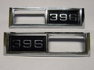 68 Chevelle 68 69 Nova Super Sport 396 side marker light bezels Edmonton Edmonton Area image 4