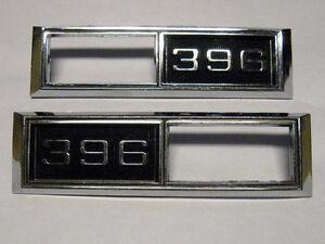 68 Chevelle 68 69 Nova Super Sport 396 side marker light bezels Edmonton Edmonton Area image 4