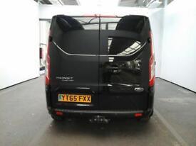 2015 FORD TRANSIT CUSTOM 290 TDCI 125 L1 H1 LIMITED DOUBLE CAB 6 SEAT CREW VAN F