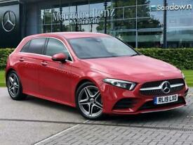 image for 2019 Mercedes-Benz A-CLASS A 180 d AMG Line Auto Compact Saloon Diesel Automatic